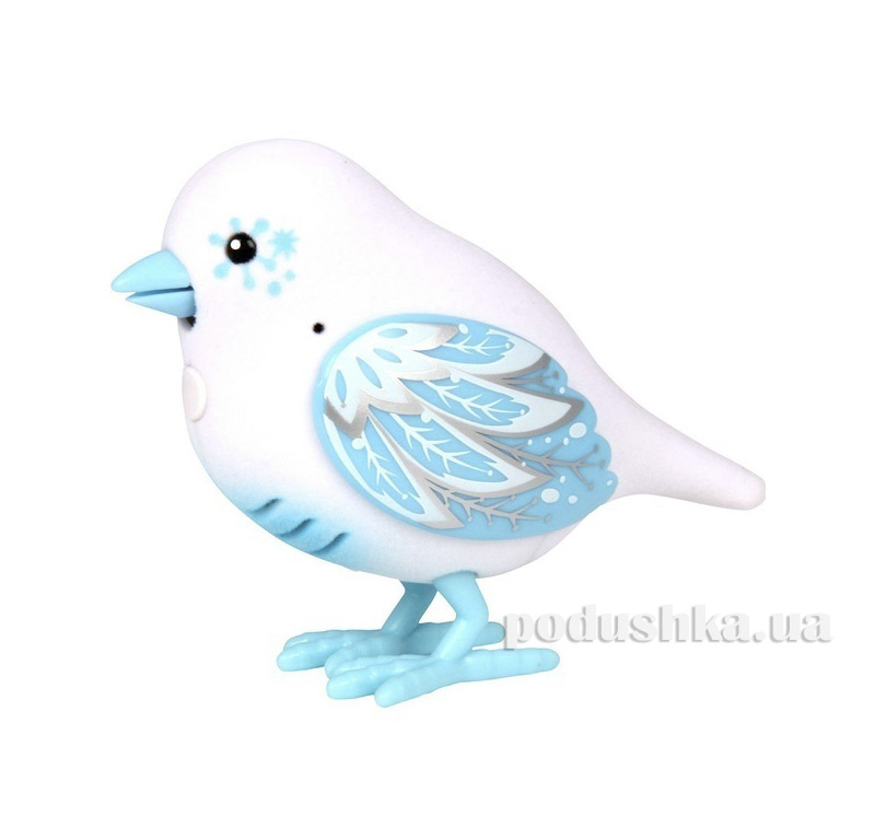 Интерактивная игрушка Little Live Pets Bird Птичка Снежинка Moose 28060