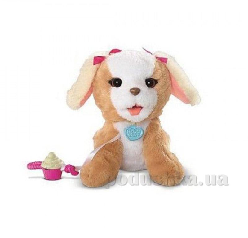 Интерактивная игрушка серии забавные животные коричневый щенок Furreal Friends