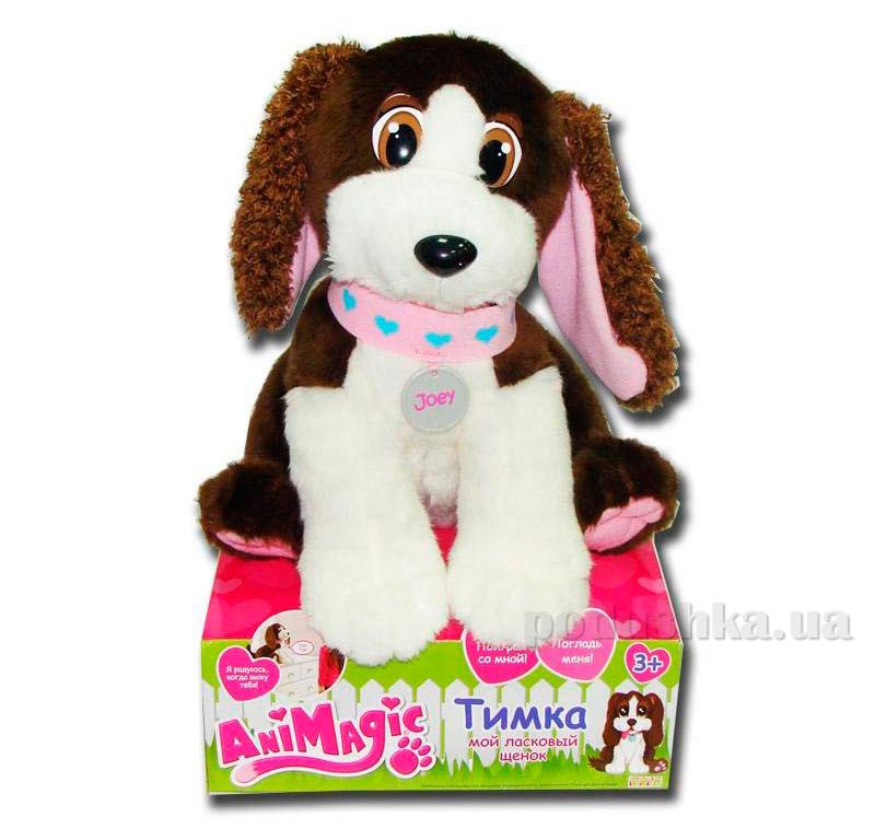 Интерактивная игрушка Тимка-мой ласковый щенок 30732 AniMagic