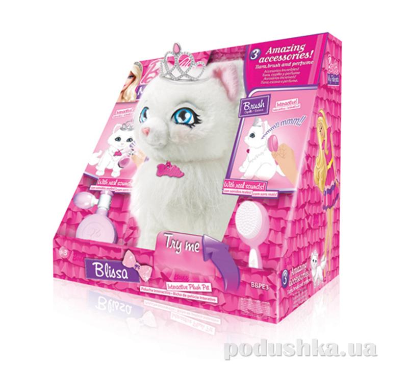 Интерактивная кошечка Барби BBPE3
