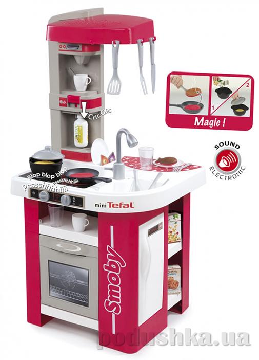 Интерактивная кухня Тефаль Студио Smoby 311022
