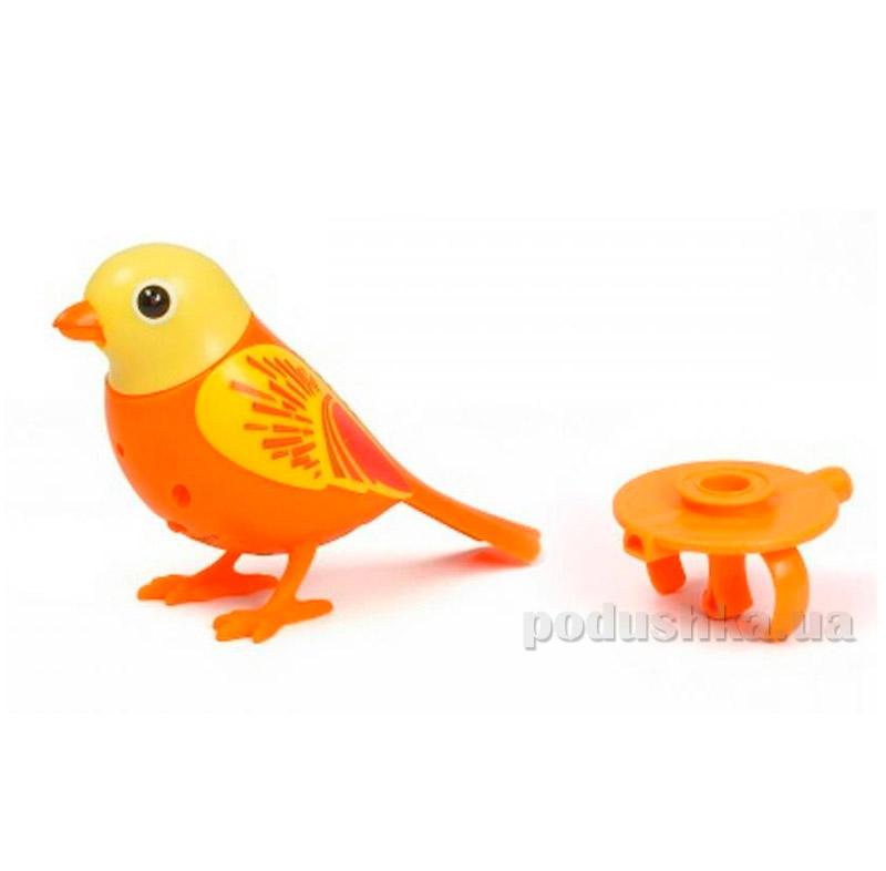 Интерактивная птичка со свистком DigiBirds Звоночек