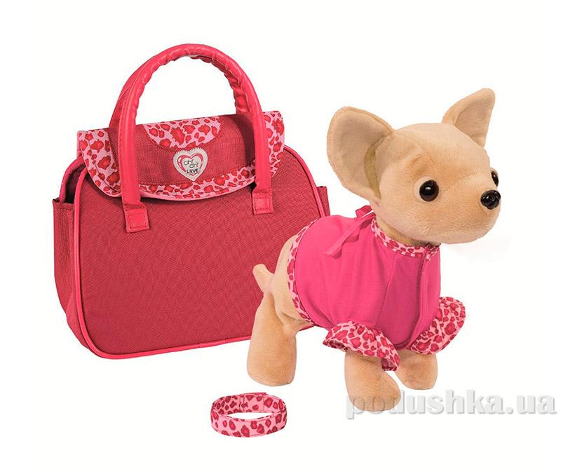 Интерактивная собачка Чихуахуа Шоу-звезда Chi Chi Love 5897617