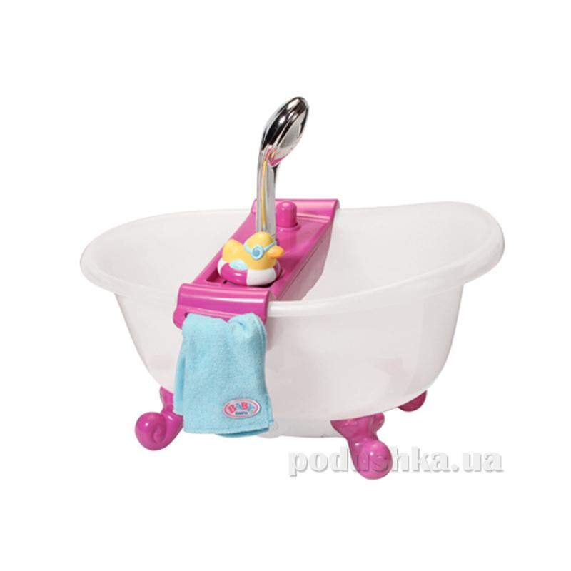 Интерактивная ванночка для куклы Baby Born Забавное Купание Zapf 818183