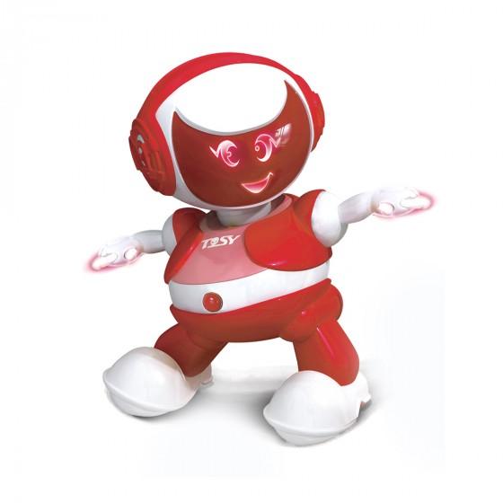 Интерактивный робот Tosy DiscoRobo Алекс танцует укр озвучка красный TDV105-U 8930006492801