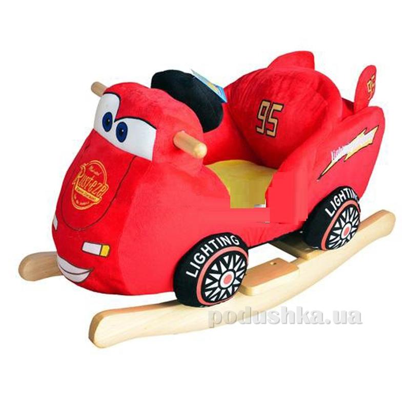 Качалка Bambi Машинка со звуковыми эффектами MP 0134