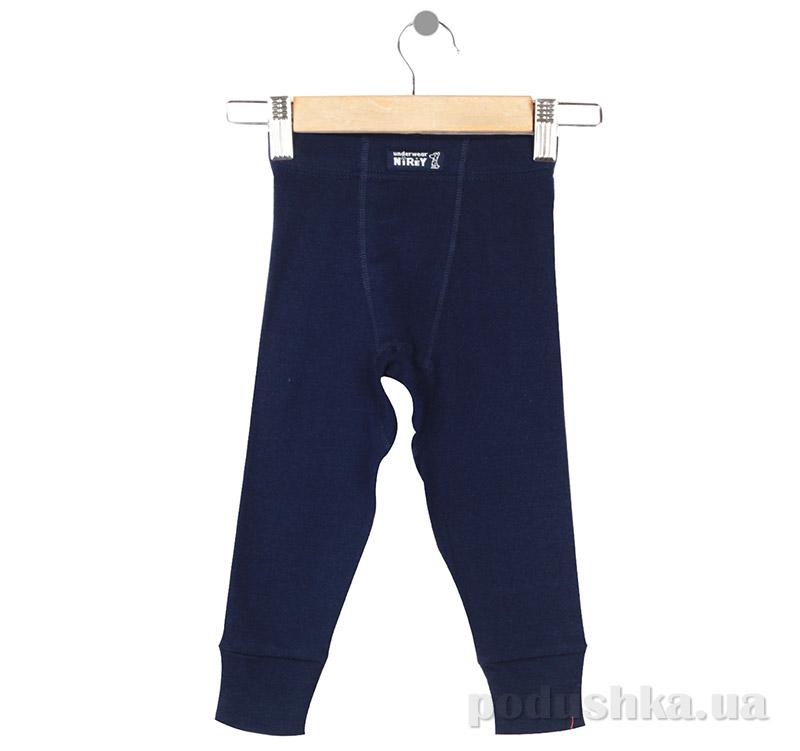 Кальсоны для мальчиков Nirey by Charmante BK 371320 A синие