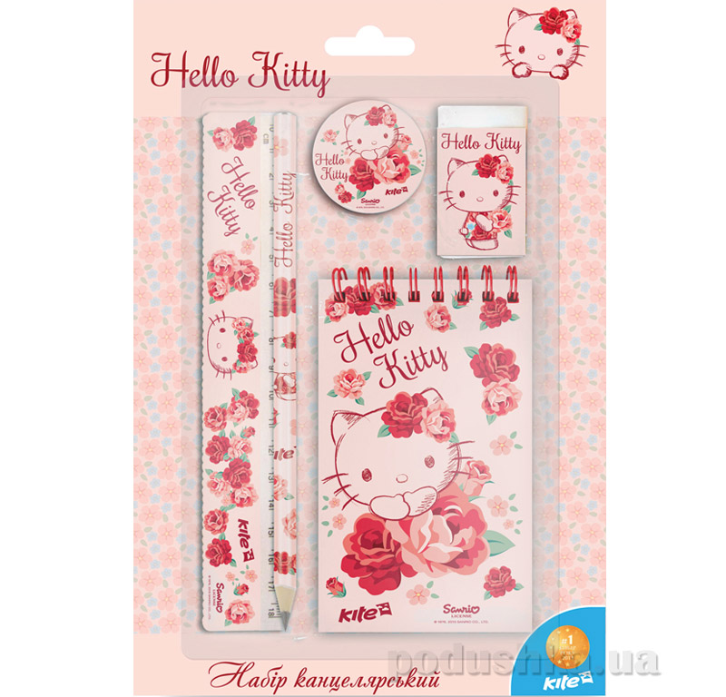 Канцелярский набор для школы Kite Hello Kitty HK15-147К