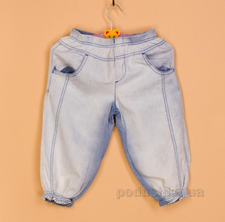 Капри джинсовые для девочки Gloria Jeans 77169