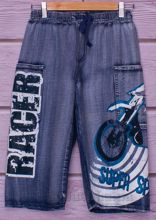 Капри джинсовые для мальчика Gloria Jeans 39905
