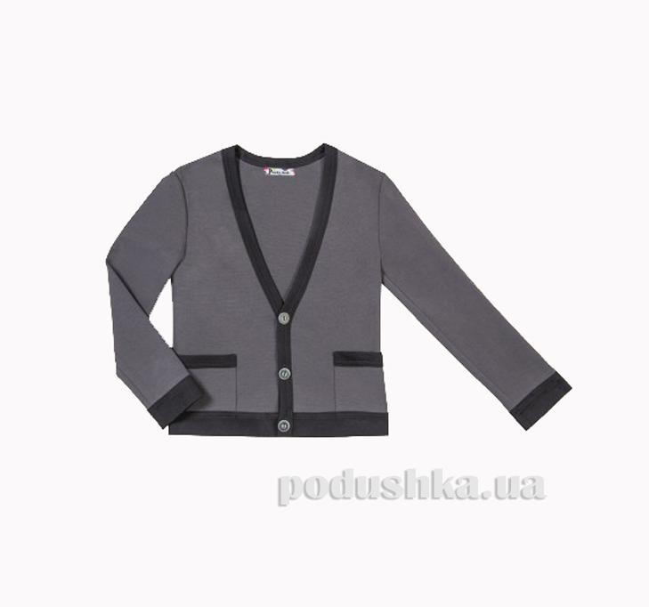 Кардиган серый Panda ПА-00830-11 для мальчика