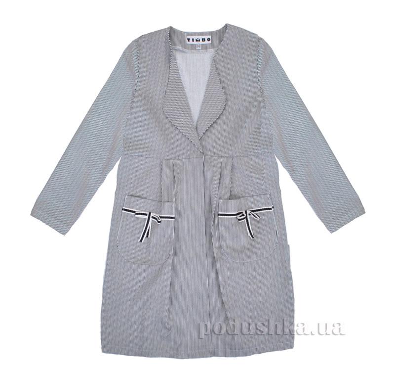 Кардиган Timbo Dolly P010192 серый