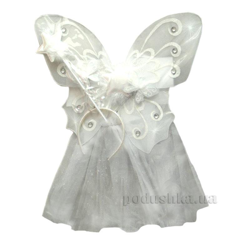 Карнавальный детский костюм Devik Play Joy белый WB01680K1-4