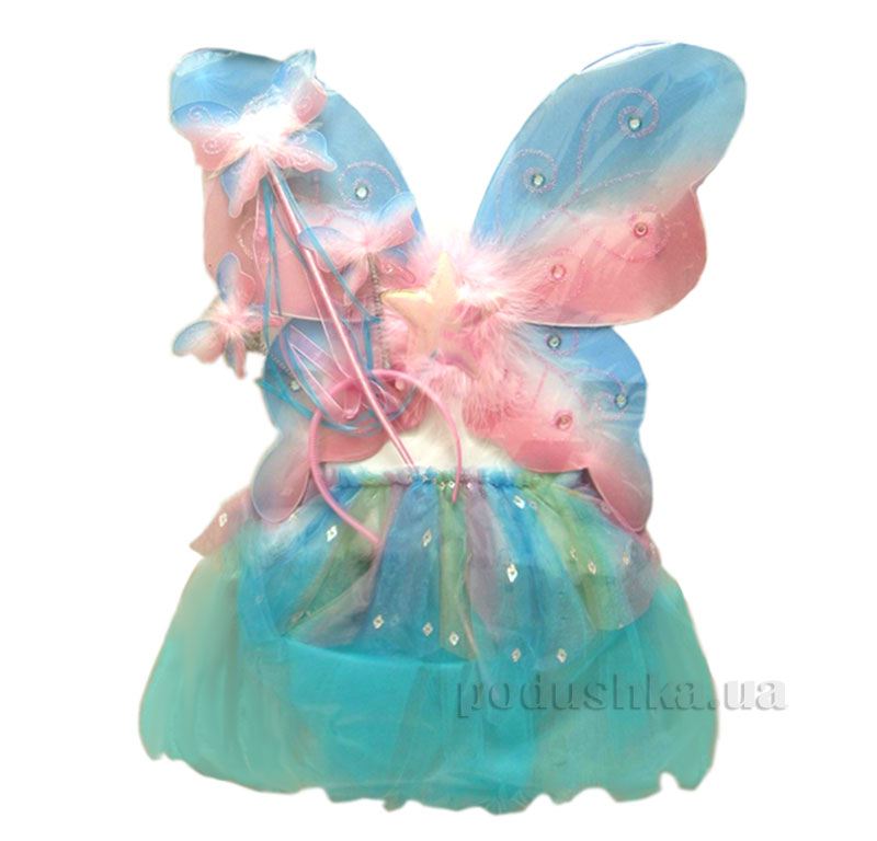 Карнавальный детский костюм Devik Play Joy голубой WB01532B-4