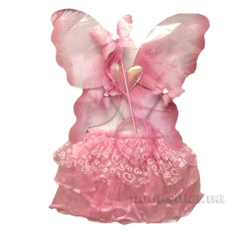 Карнавальный детский костюм Devik Play Joy розовый WB01531C-4