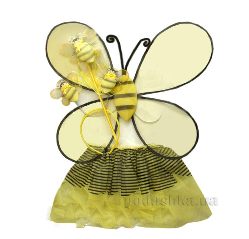 Карнавальный детский костюм Пчелка Devik Play Joy WB01525D-4
