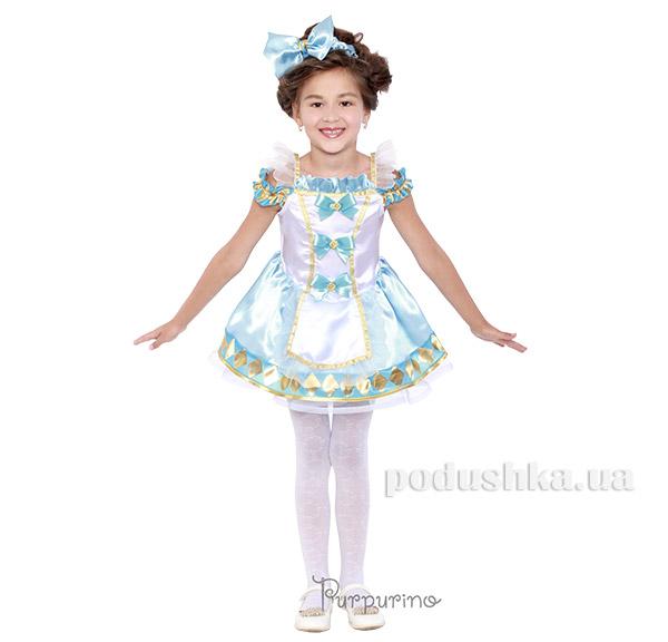 Карнавальный костюм Алиса в Стране чудес Purpurino 2084