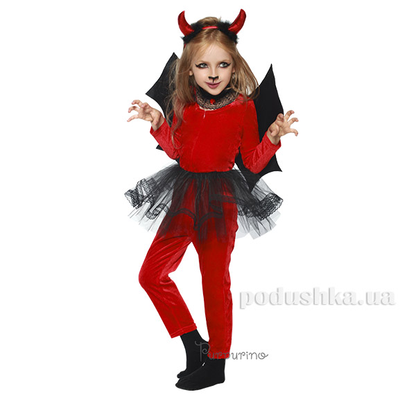 Карнавальный костюм Чертенок - девочка Purpurino 2055