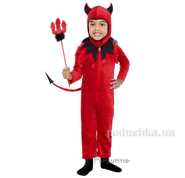 Карнавальный костюм Чертенок - мальчик Purpurino 2092