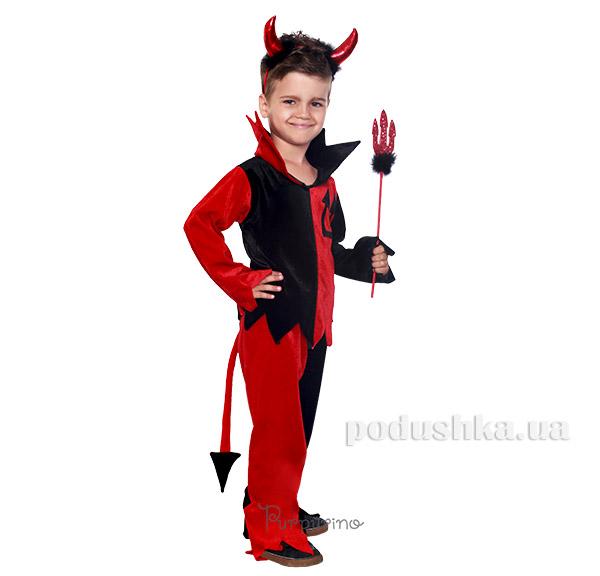 Карнавальный костюм Чертенок Purpurino 2067