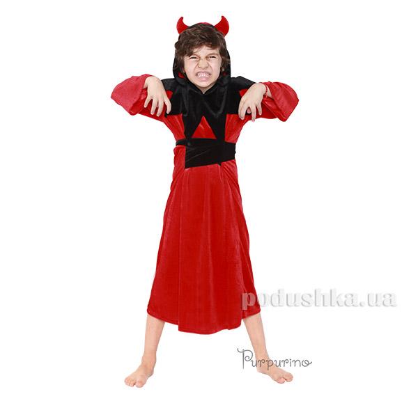 Карнавальный костюм Чертенок Purpurino 2068