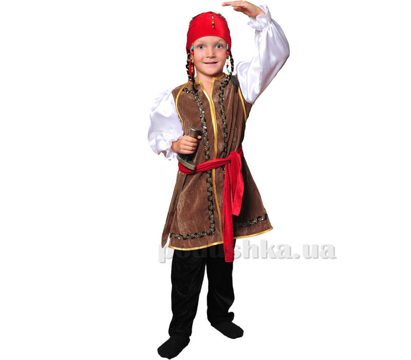 Карнавальный костюм Джек Воробей 9328 Витус