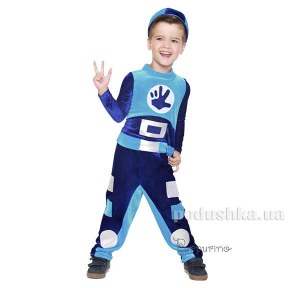 Карнавальный костюм Фиксик Нолик Purpurin 2060