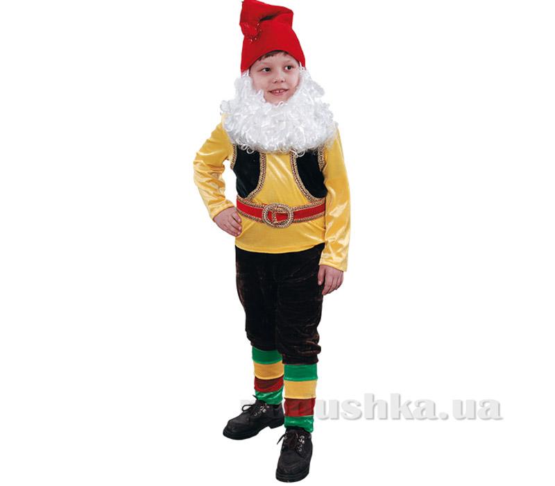 Карнавальный костюм Гном Витус 344