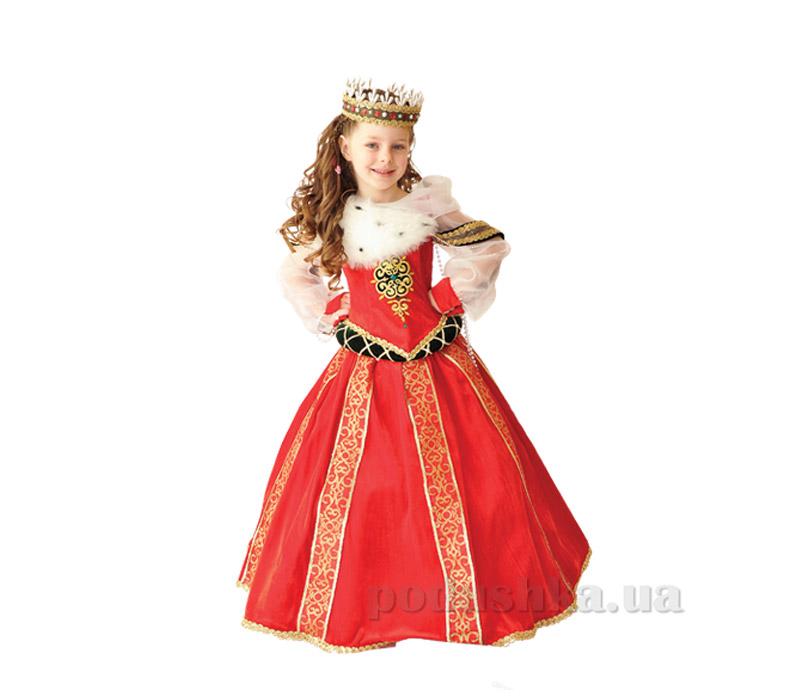 Карнавальный костюм Королева Бургундская Витус
