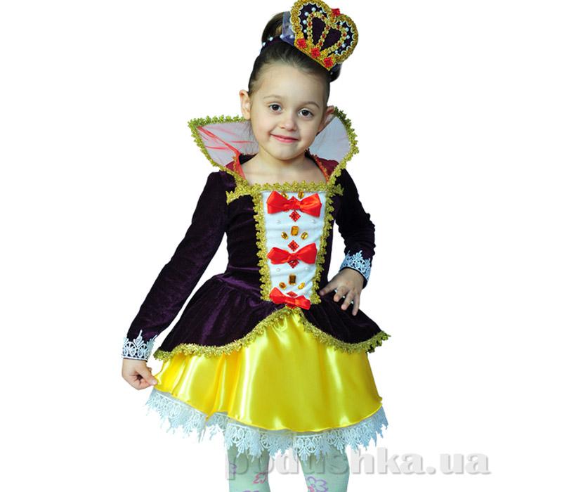 Карнавальный костюм Королева Витус 9226