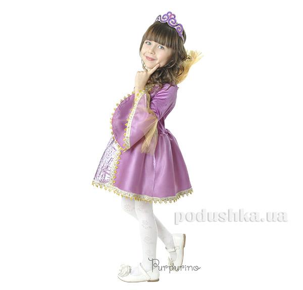 Карнавальный костюм Маленькая принцесса Purpurino 2027