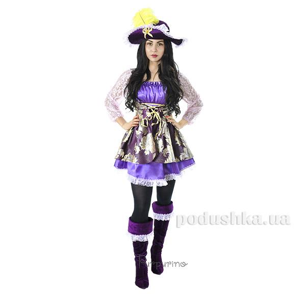 Карнавальный костюм Пиратка Purpurin 2034