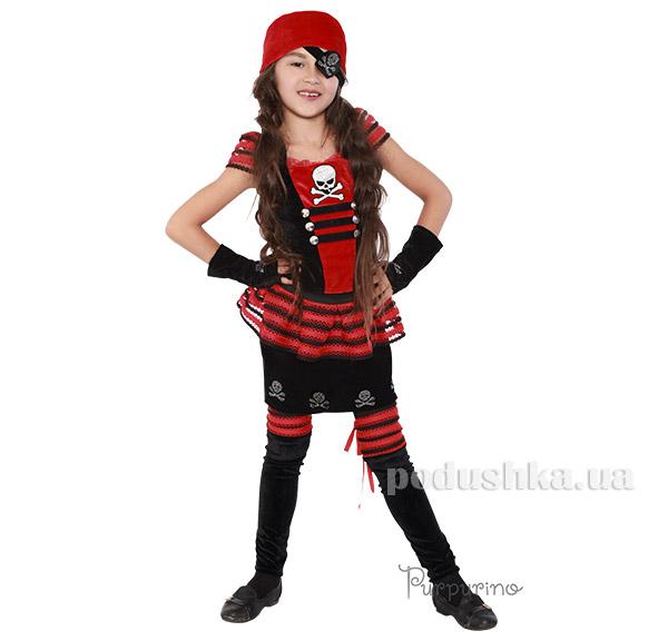 Карнавальный костюм Пиратка Purpurino 2078