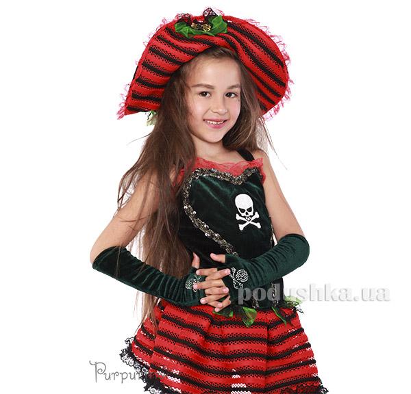 Карнавальный костюм Пиратка Purpurino 2079