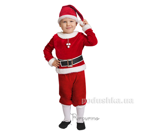 Карнавальный костюм Санта Клаус Purpurin 2037