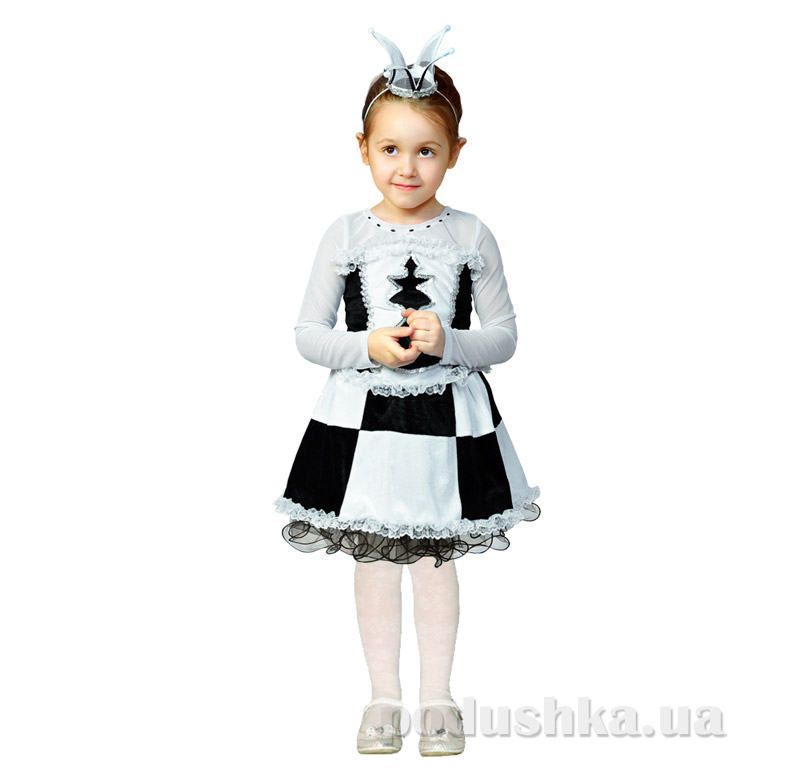Карнавальный костюм Шахматная королева Витус