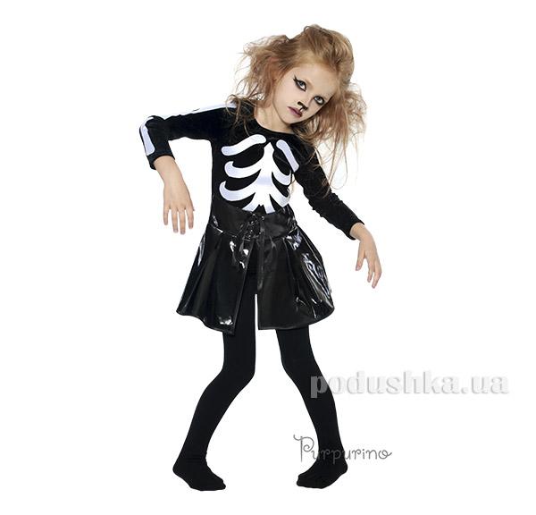 Карнавальный костюм Скелет - девочка Purpurino 2050