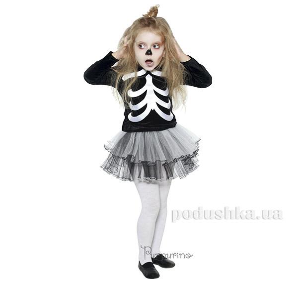 Карнавальный костюм Скелет - девочка Purpurino 2051