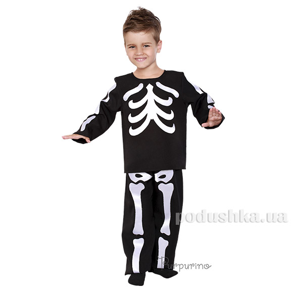 Карнавальный костюм Скелет Purpurino 2069