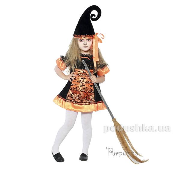 Карнавальный костюм Ведьмочка Purpurino 2054