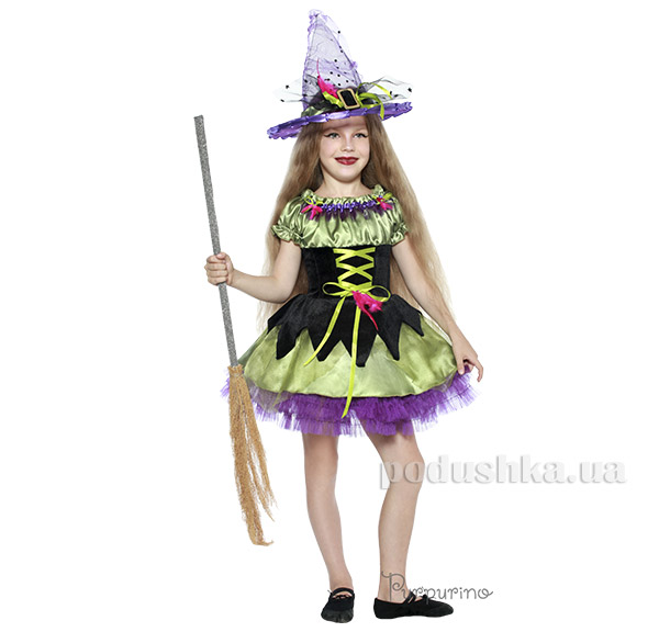 Карнавальный костюм Ведьмочка Purpurino 2059