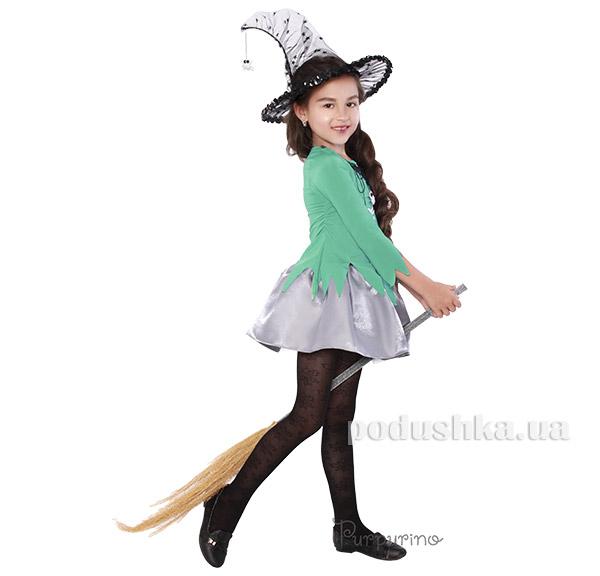 Карнавальный костюм Ведьмочка Purpurino 2077