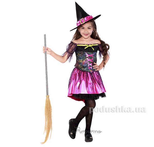 Карнавальный костюм Ведьмочка Purpurino 2090