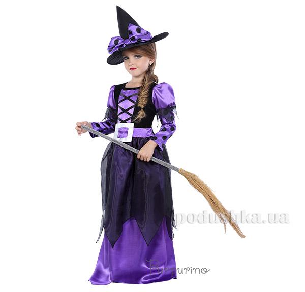 Карнавальный костюм Ведьмочка Purpurino 2095