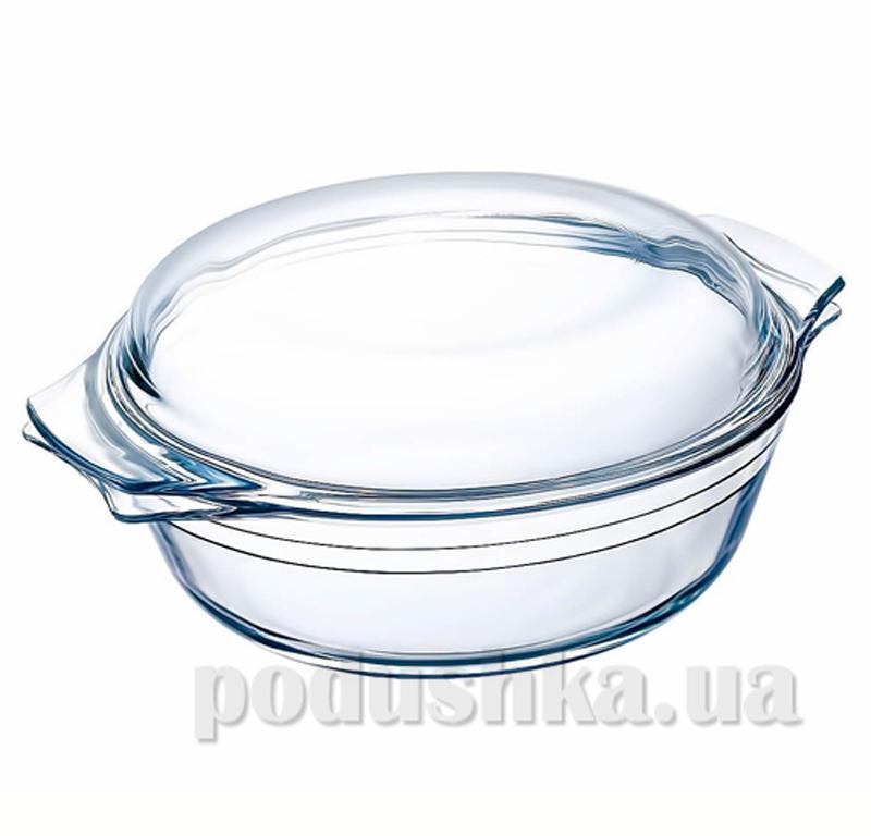 Кастрюля из жаропрочного стекла Arcuisine / 3.2 л 208АА00