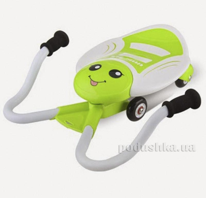 Каталка Ecoline Motor Зеленый