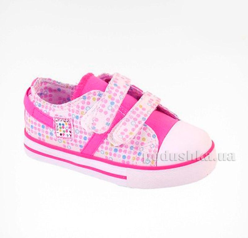 Кеды для девочек Flamingo BT321