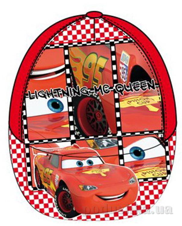Кепка детская Sun city Машинки красная
