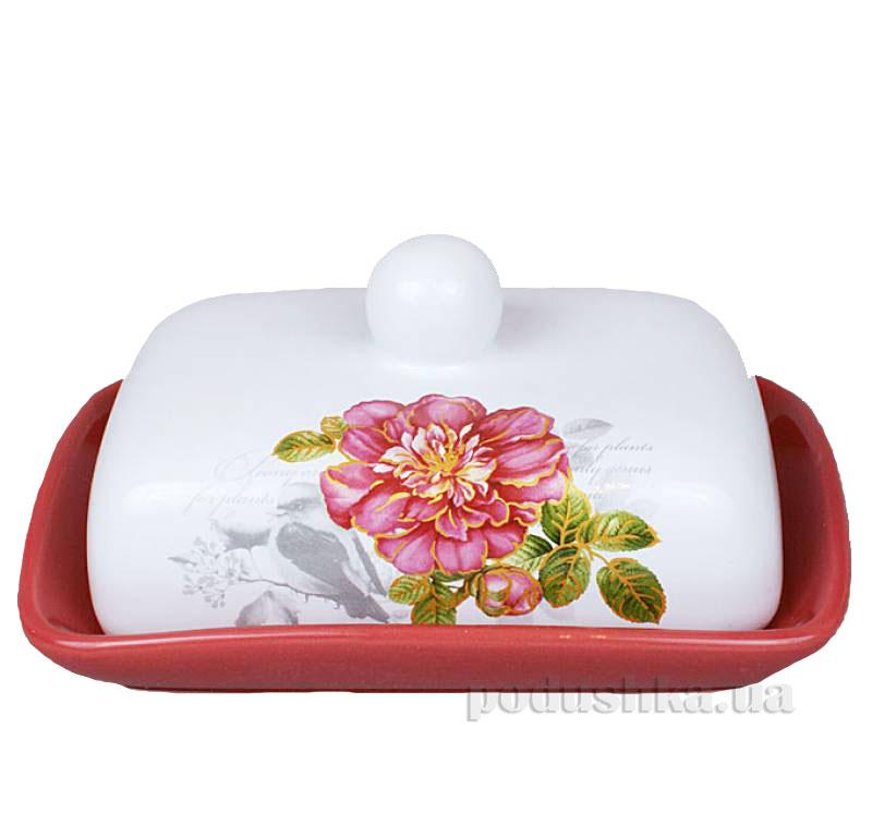 Керамическая масленка Райский сад Bona Di DM1902-P