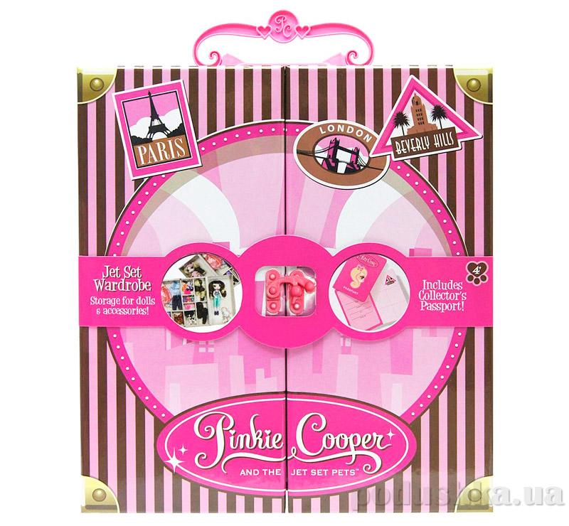Кейс для хранения одежды и аксессуаров серии Путешествие 33031 Pinkie Cooper Bridge